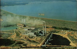 Lake Murray's Saluda Dam & McMeekin Generating Station