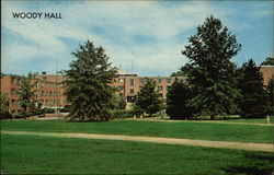 Southern Illinois University - Woody Hall
