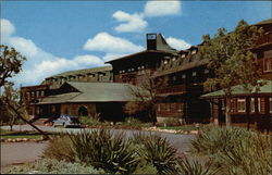 Grand Canyon National Park, Hotel El Tovar