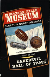 Niagara Falls Museum, Oldest in North America, Home of the Daredevil Hall of Fame