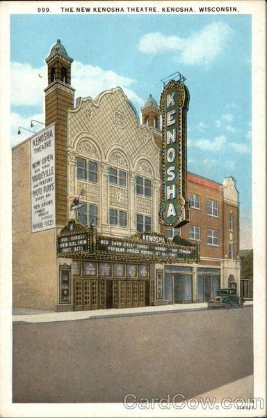 The New Kenosha Theatre Wisconsin