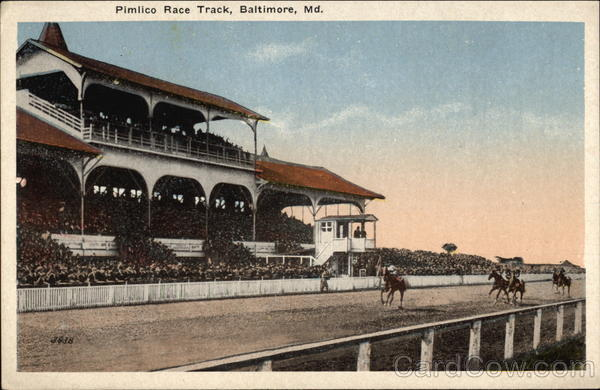 maryland race track
