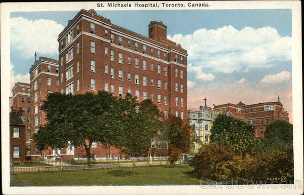 St. Michaels Hospital Toronto Canada Misc. Canada