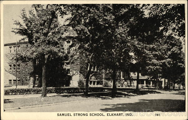Samuel Strong School Elkhart Indiana