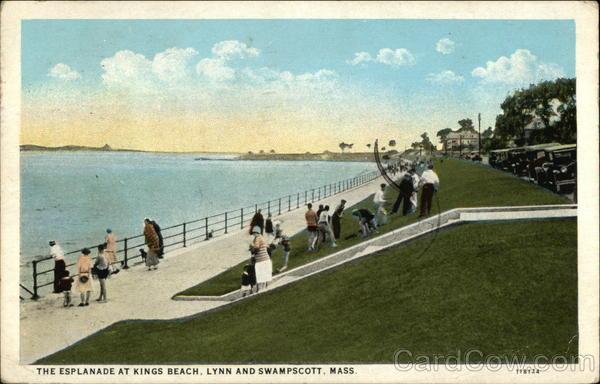 The Esplanade at Kings Beach
