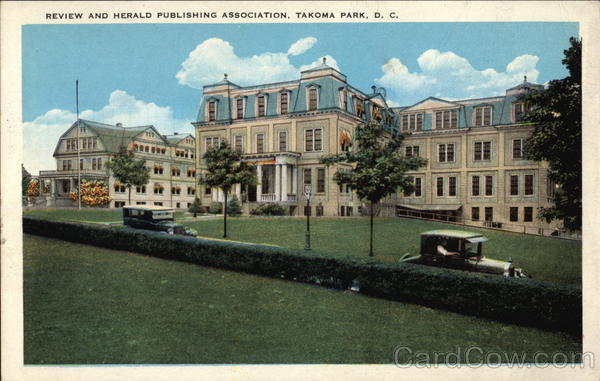 The Review and Herald Publishing Association Washington District of Columbia