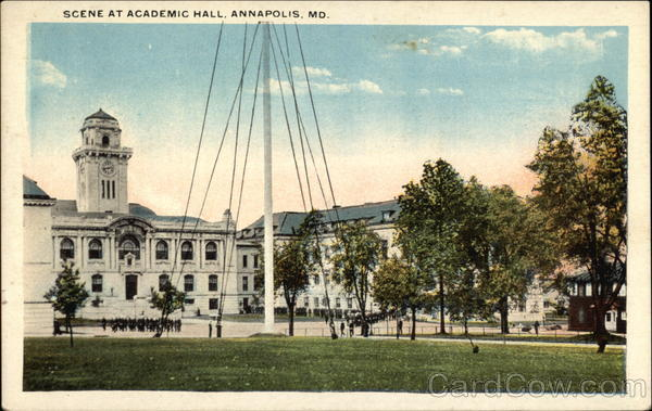 Academic Hall Annapolis Maryland