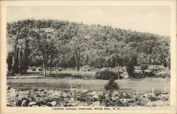 Castner Camps, White Mts Intervale New Hampshire
