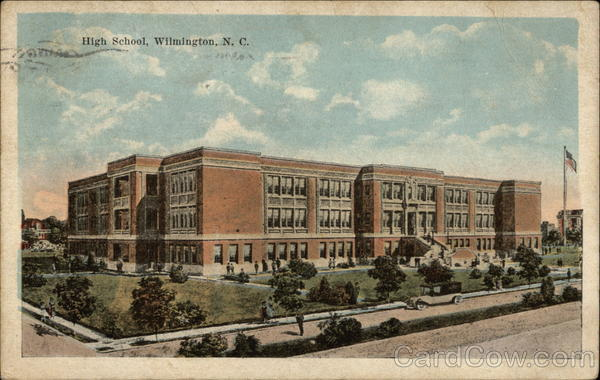 High School Wilmington North Carolina