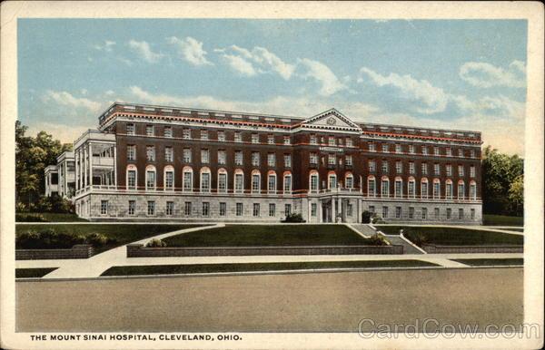 The Mount Sinai Hospital Cleveland, OH