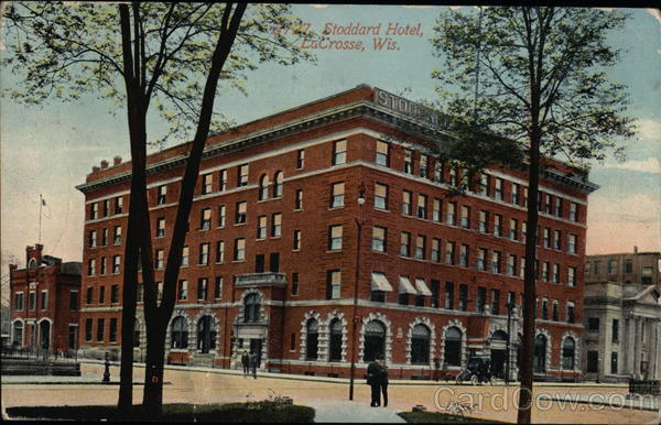 Stoddard Hotel La Crosse Wisconsin