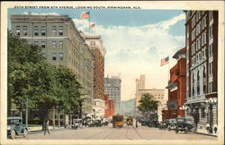 20th Street from 6th Avenue, Looking South
