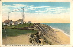 U.S. Radio Station, Highland Light