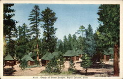 Group of Guest Lodges