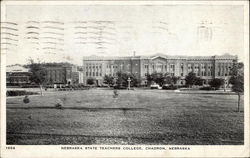 Nebraska State Teachers College