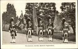The Colours, 2nd Bn. Seaforth Highlanders