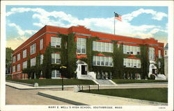 Mary E. Well's High School
