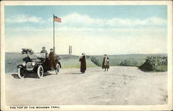 The Top of the Mohawk Trail Postcard