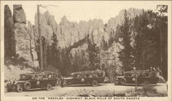 On The Needles Highway - Black Hills