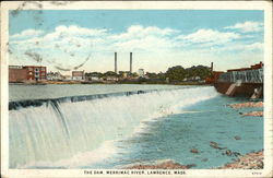 The Dam, Merrimac River