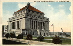 Soldiers' and Sailors' Memorial Hall