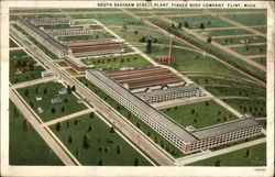 South Saginaw Street Plant, Fisher Body Company