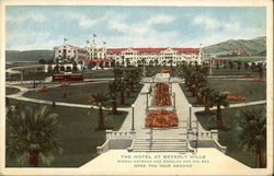 The Hotel at Beverly Hills - Midway Between Los Angeles and the Sea - Open Year Around