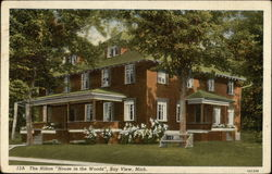 The Hilton House In The Woods