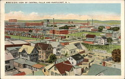 Bird's Eye View of Central Falls