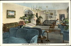 The Lounge, Princeton Inn