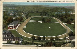 Race Track, Fair Grounds and New Amphitheatre