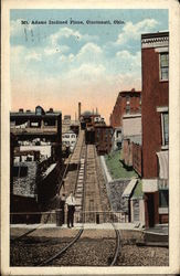Mt. Adams Inclined Plane