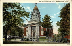 Lake County Court House