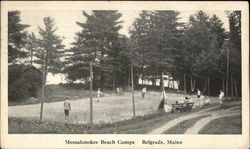 Messalonskee Beach Camps