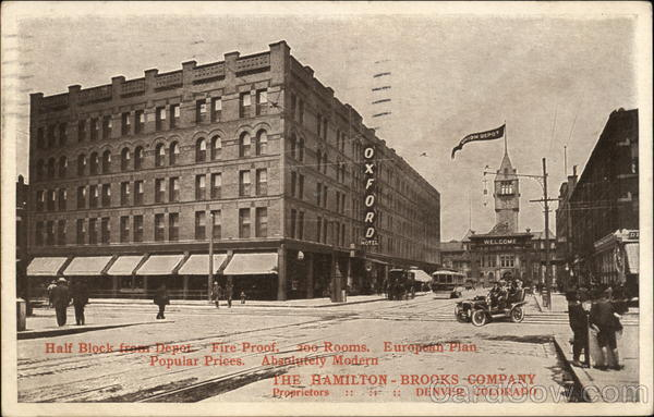 The Hamilton-Brooks Company Denver Colorado
