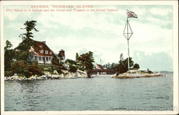 Zavikon Thousand Islands New York