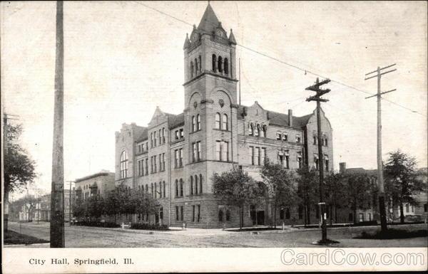 City Hall Springfield Il