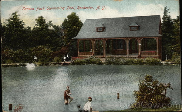 Seneca Park Swimming Pool Rochester Ny