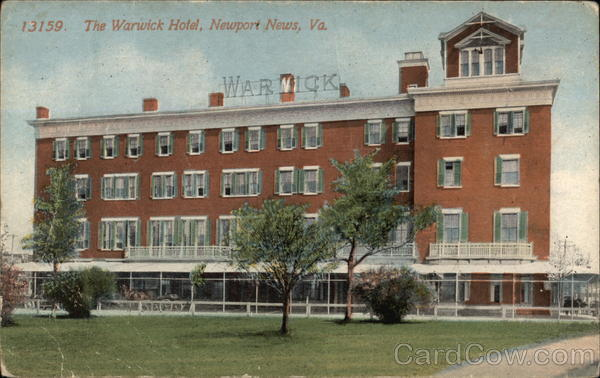 The Warwick Hotel Newport News Virginia