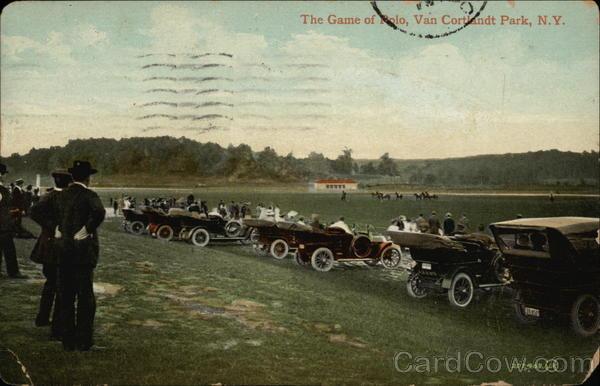 The Game of Polo, Van Cortlandt Park