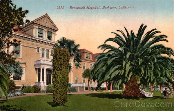 Roosevelt Hospital Berkeley California