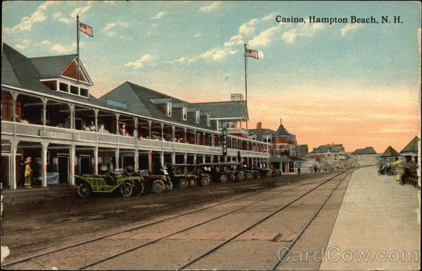 Hampton gambling