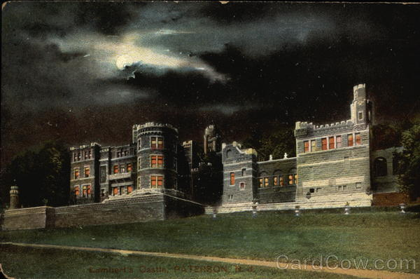 Lambert's Castle Paterson New Jersey