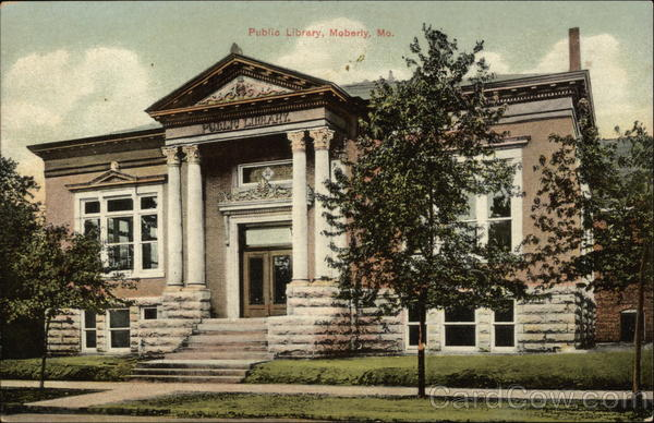 Public Library Moberly Missouri