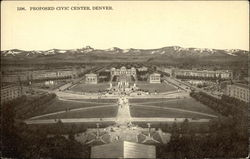 Proposed Civic Center