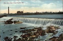 Wisconsin River Dam