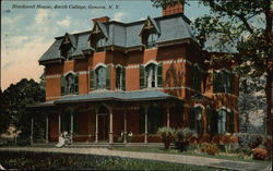Smith College - Blackwell House