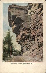 Battlement Terrace, Minnewaska State Park Preserve