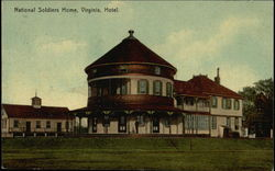 National Soldiers Home, Virginia, Hotel