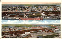 Medicine Hat from the Hill